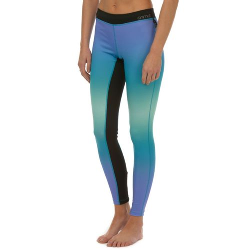 ANIMAL WOMENS EYELYN OCEAN TRACK RUNNING PANT/LEGGING/JOGGERS/BOTTOMS 6W/365/S85